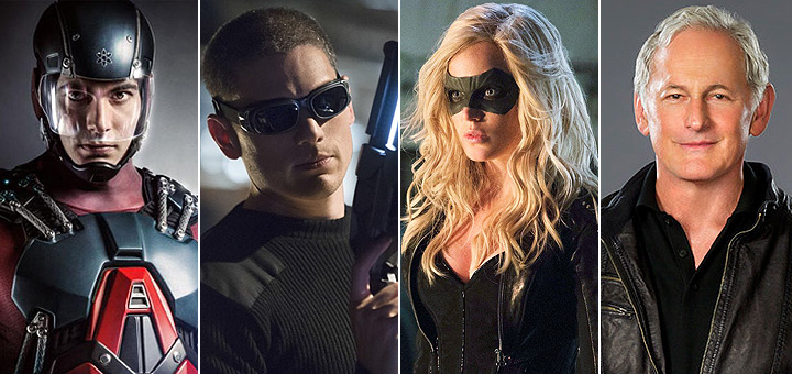 Arrow and Flash to Spinoff Superhero Team-Up Series