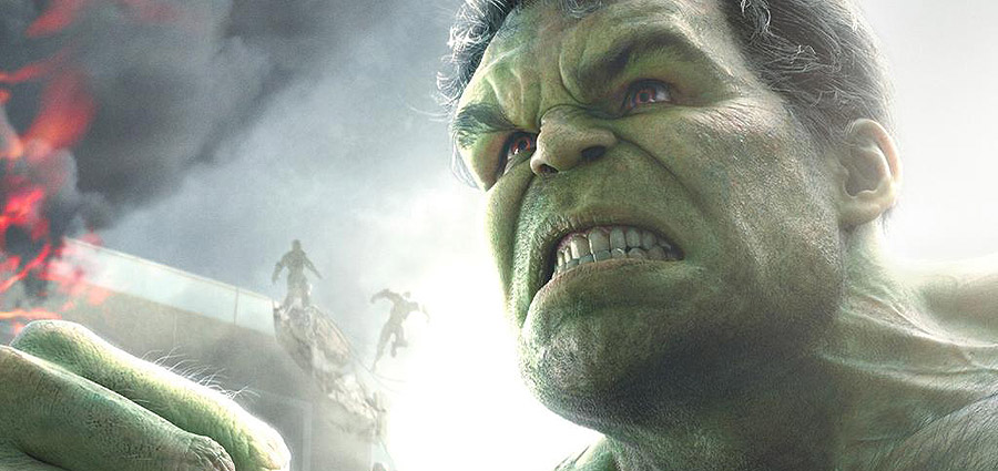 Hulk Character Poster for Avengers: Age of Ultron