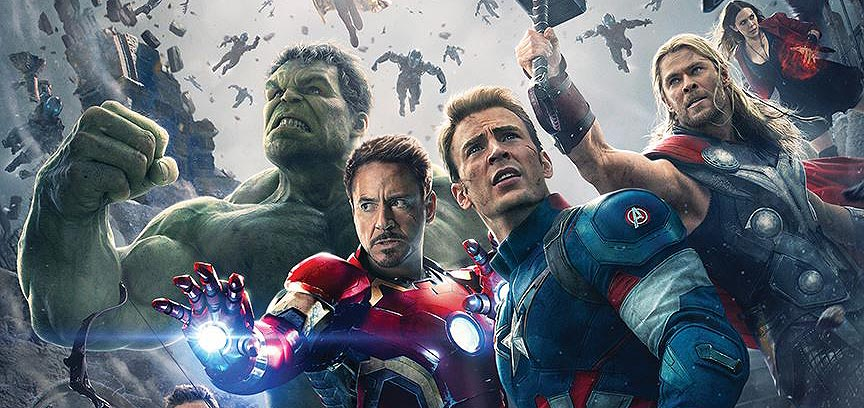 New Official Poster for Avengers: Age of Ultron
