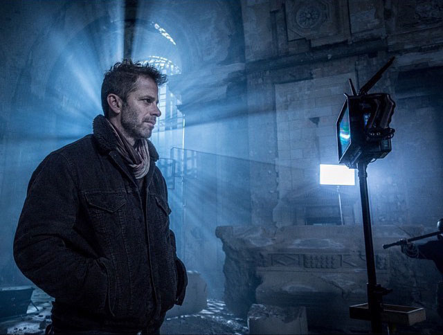 New Batman v Superman Set Photo: Amongst the Ruins