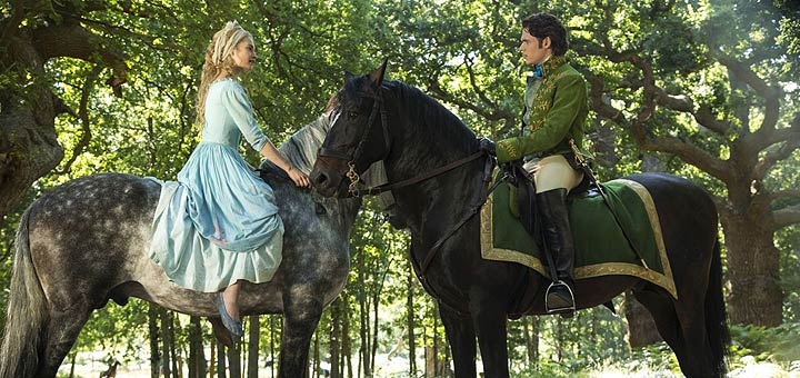 New Trailer for Disney's Live-Action Cinderella