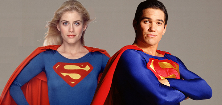 Dean Cain and Helen Slater Join CBS's Supergirl