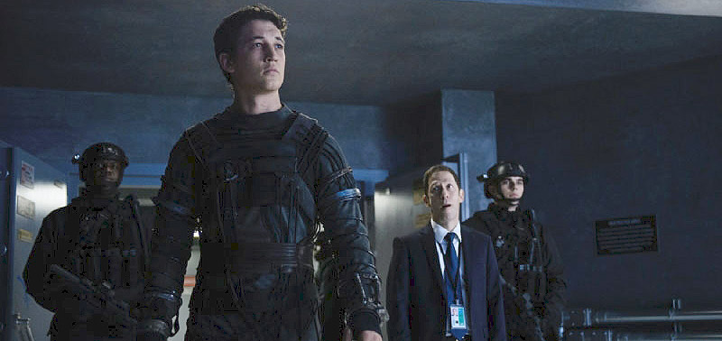 New Photos From Fantastic 4