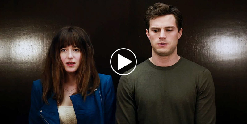 Fifty Shades of Grey Super Bowl Spot