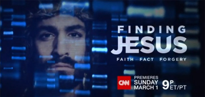 TV Spot for CNN Docuseries Jesus: Faith. Fact. Forgery.