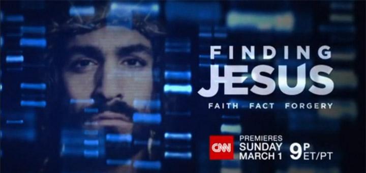 TV Spot for CNN Docuseries Jesus: Faith. Fact. Forgery.