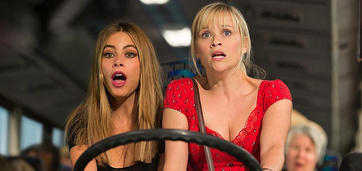 New Hot Pursuit Trailer