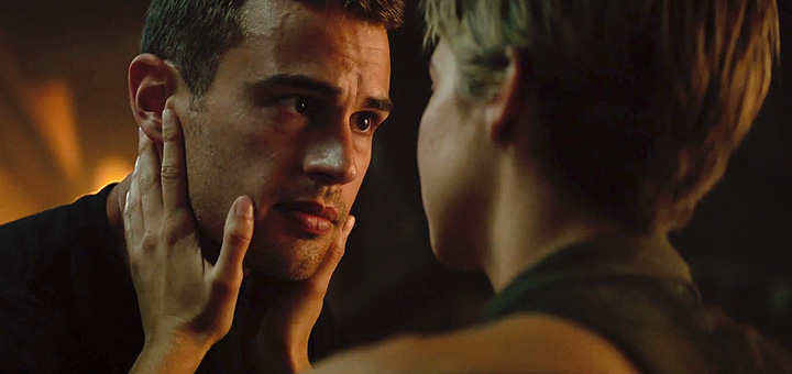 First Clip From The Divergent Series: Insurgent