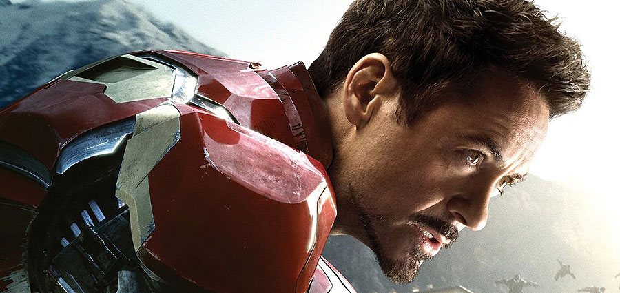 Iron Man Character Poster for Avengers: Age of Ultron