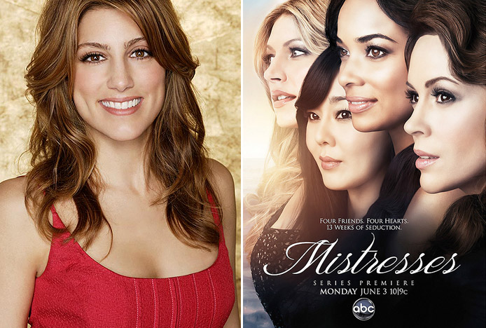 ABC's Mistresses: Jennifer Esposito to Replace Alyssa Milano