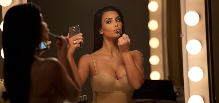 Kim Kardashian T-Mobile Super Bowl Spot