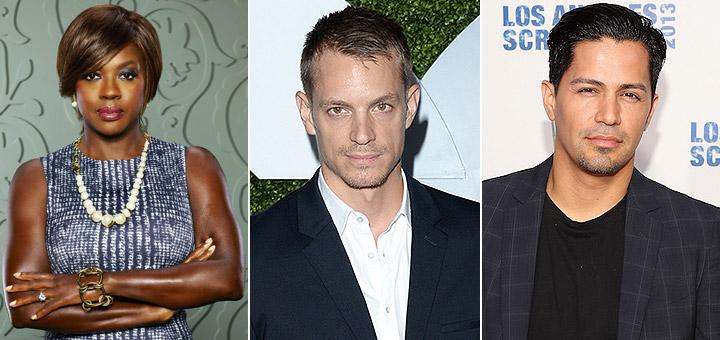 Viola Davis, Joel Kinnaman and Jay Hernandez Join Suicide Squad