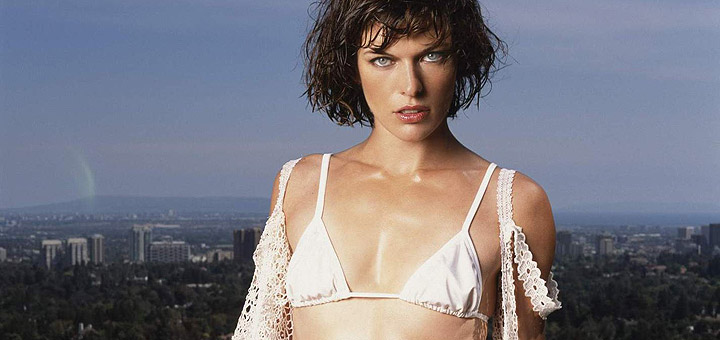 Milla Jovovich Joins George R.R. Martin's In the Lost Lands
