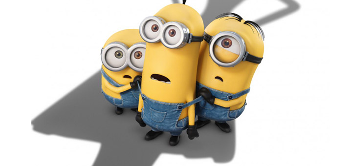 New Poster for Minions