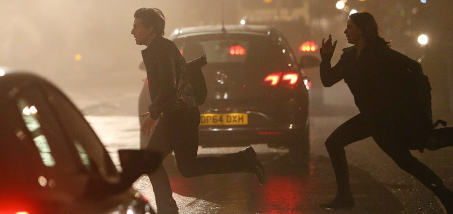 New Set Photos From Mission: Impossible V