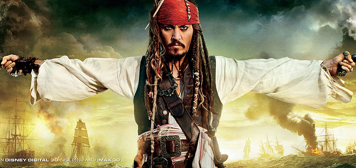 Pirates 5: Jerry Bruckheimer Reveals First Set Photo