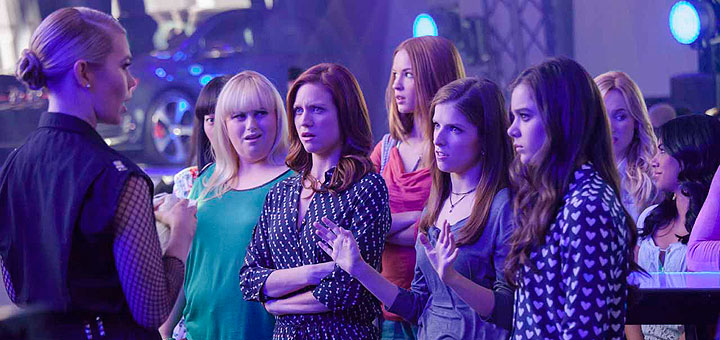 New Trailer and Poster for Pitch Perfect 2