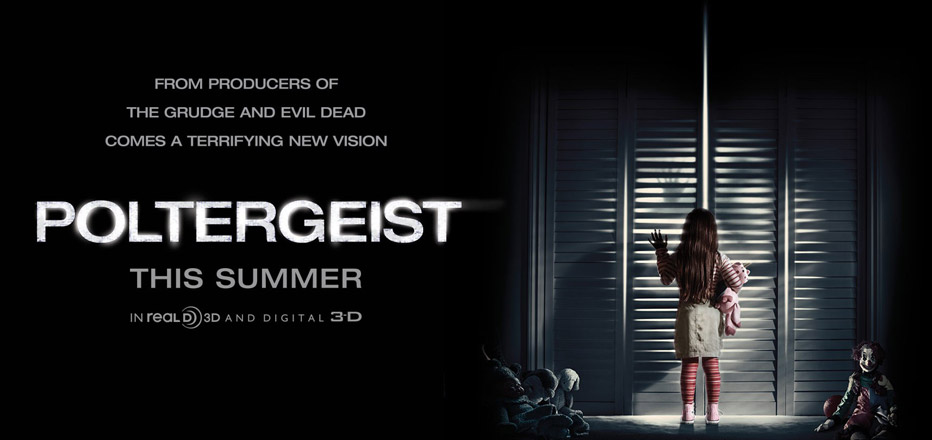 The Poltergeist Remake Trailer and Poster are Here!