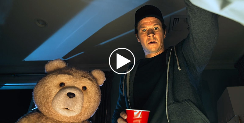 Ted 2 Super Bowl Spot