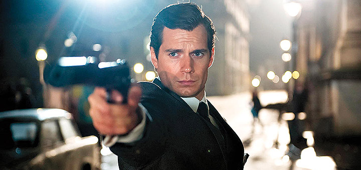 New Photos From The Man From U.N.C.L.E.