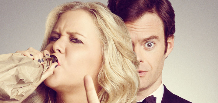 Trailer and Poster for Judd Apatow's Trainwreck