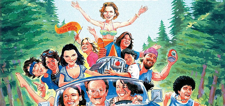 Wet Hot American Summer Blu-ray
