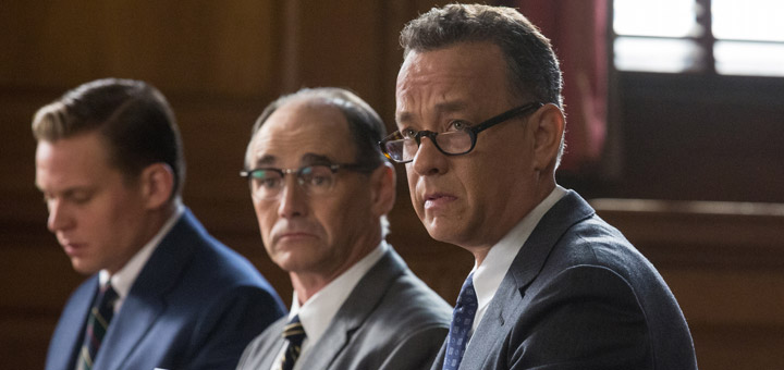 Bridge of Spies Trailer and Poster Released