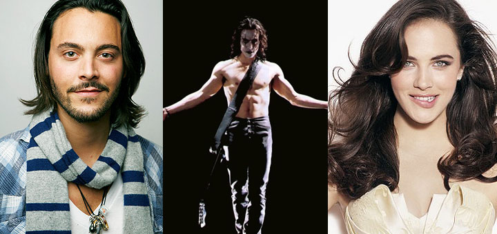 Jack Huston, Jessica Brown Findlay Land 'The Crow' Reboot