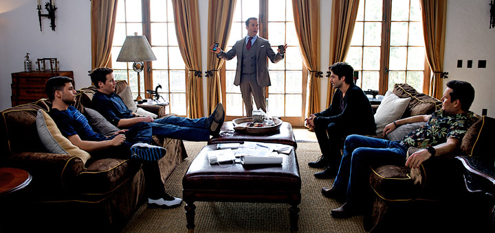 Watch the New Movie Trailer for Entourage