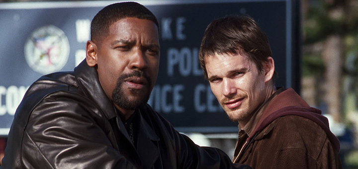 Ethan Hawke and Denzel Washington Reteam for The Magnificent Seven