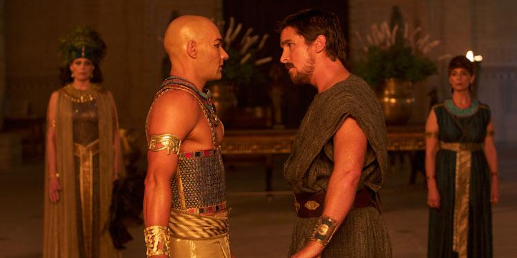 Exodus: Gods and Kings – Watch Now on Digital HD