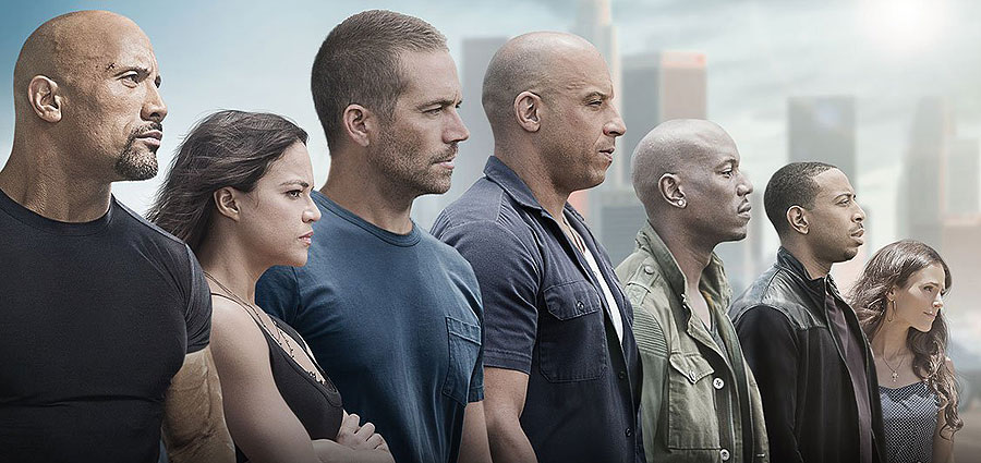 Furious 7: Meet The New Cast Featurette