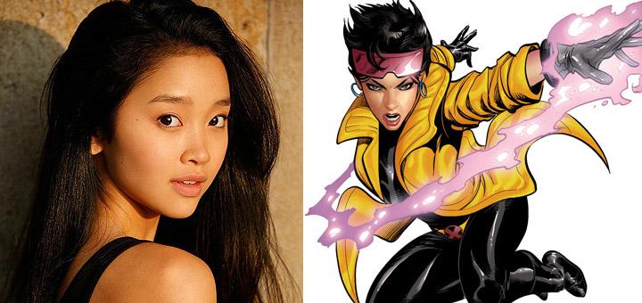 X-Men: Apocalypse Casts Jubilee