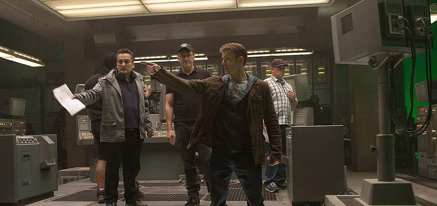 Captain America Directors to Helm Avengers: Infinity War