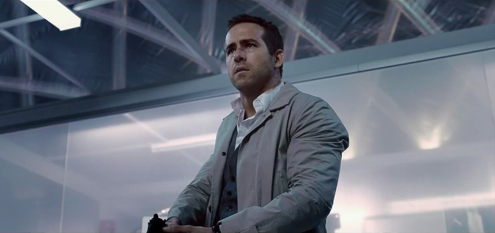 Trailer and Poster for Self/less, Starring Ryan Reynolds