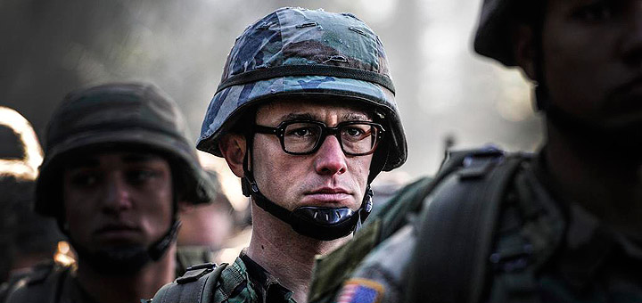 First Look: Joseph Gordon-Levitt in Oliver Stone's Snowden Biopic