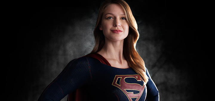 First Look: Melissa Benoist as Supergirl