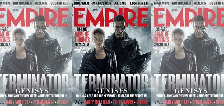 New Photos from Terminator Genisys