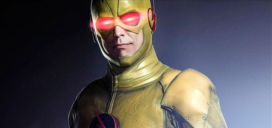 Behold, The Reverse Flash!