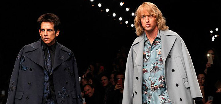 Video: Zoolander 2 Officially Announced at Paris Fashion Week