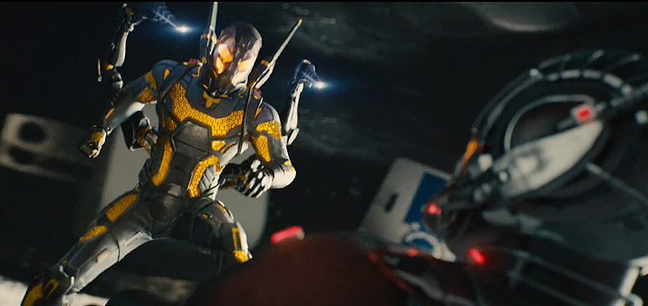 Watch the New Trailer for Marvel's Ant-Man