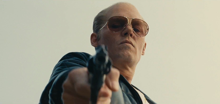 Johnny Depp is Whitey Bulger in 'Black Mass' Trailer