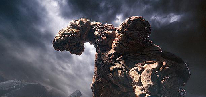 It's Clobberin' Time! New Fantastic Four Photos Released