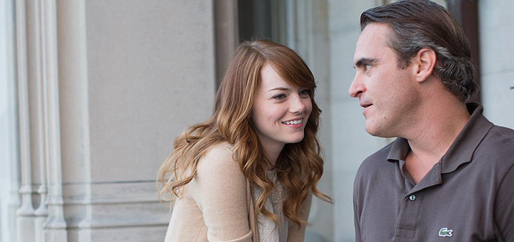 Irrational Man Trailer, Starring Joaquin Phoenix and Emma Stone