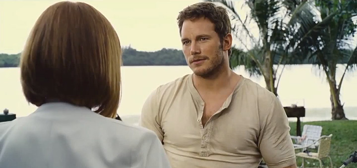 Watch a Clip From Jurassic World