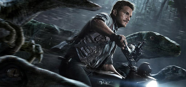 New Jurassic World Trailer and Character Posters