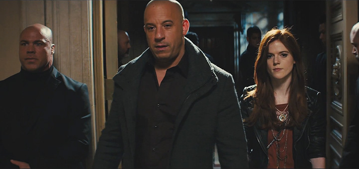 First Trailer and Poster for The Last Witch Hunter, Starring Vin Diesel