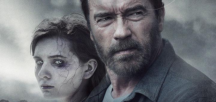 Maggie Poster, Starring Arnold Schwarzenegger and Abigail Breslin