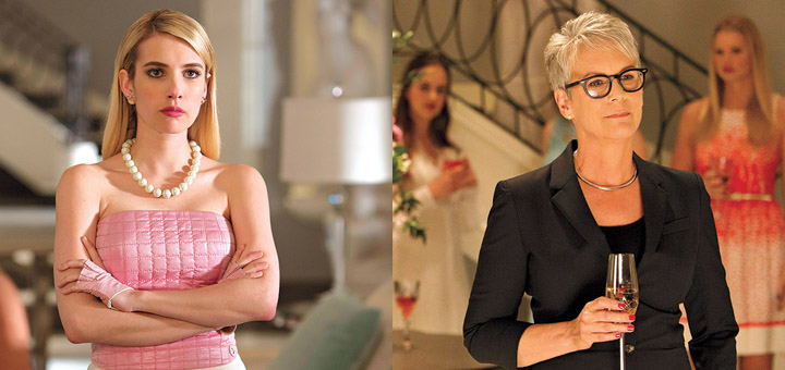 Scream Queens Official Photos and Posters Released