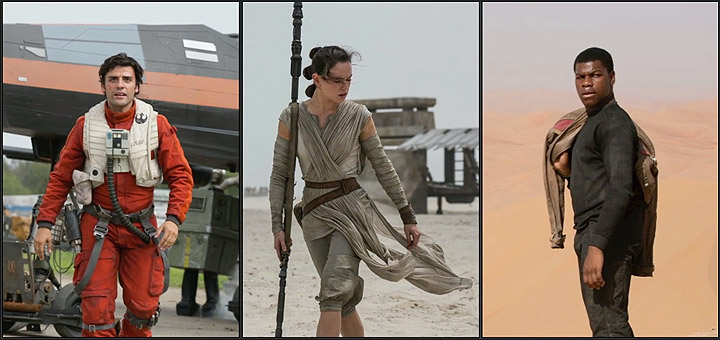 Star Wars: The Force Awakens New Set Photos